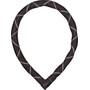 ABUS Steel-O-Flex Iven 8200/110 Kabelschloss schwarz