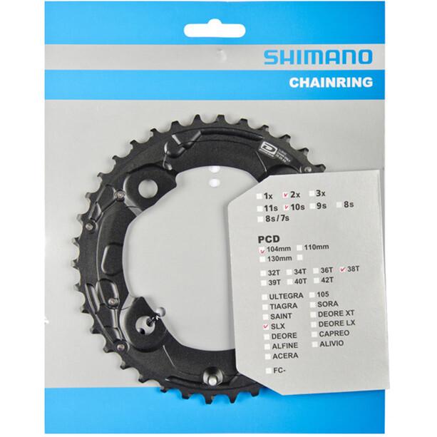 Shimano SLX FC-M675 Kjettingring Svart